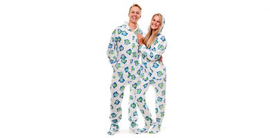 pijamas estampados buho